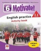 Motivate. English practice L1. Activity Book. Auxiliar pentru clasa a VI-a