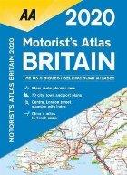 AA Motorist's Atlas Britain 2020