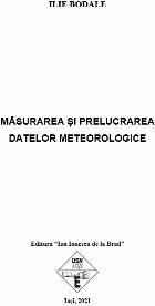 Măsurarea şi prelucrarea datelor meteorologice
