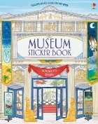 Museum sticker book