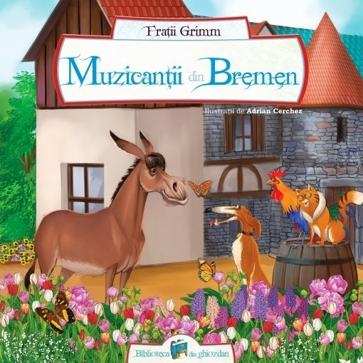 Muzicanţii din Bremen