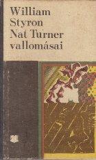 Nat Turner vallomasai (Confesiunile lui Nat Turner - Limba maghiara)