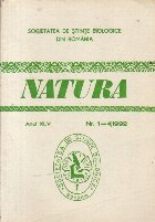 Natura, Nr. 1-4/1992