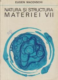 Natura si structura materiei vii