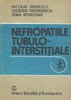Nefropatiile tubulo interstitiale