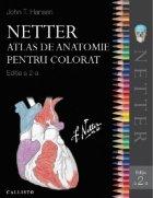 Netter Atlas de anatomie pentru colorat (editia a doua)