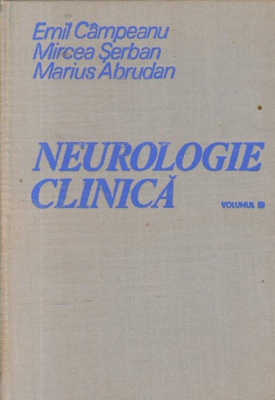 Neurologie clinica, Volumul al III-lea