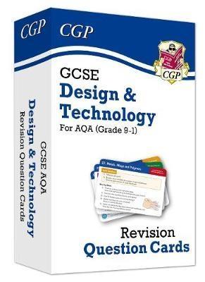 New Grade 9-1 GCSE Design & Technology AQA Revision Question