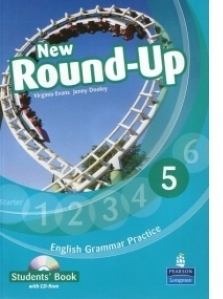 New Round-Up 5: English Grammar Practice. Student s book with CD-rom