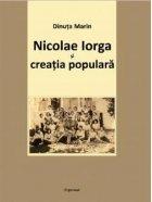 Nicolae Iorga creatia populara