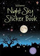 Night sky sticker book
