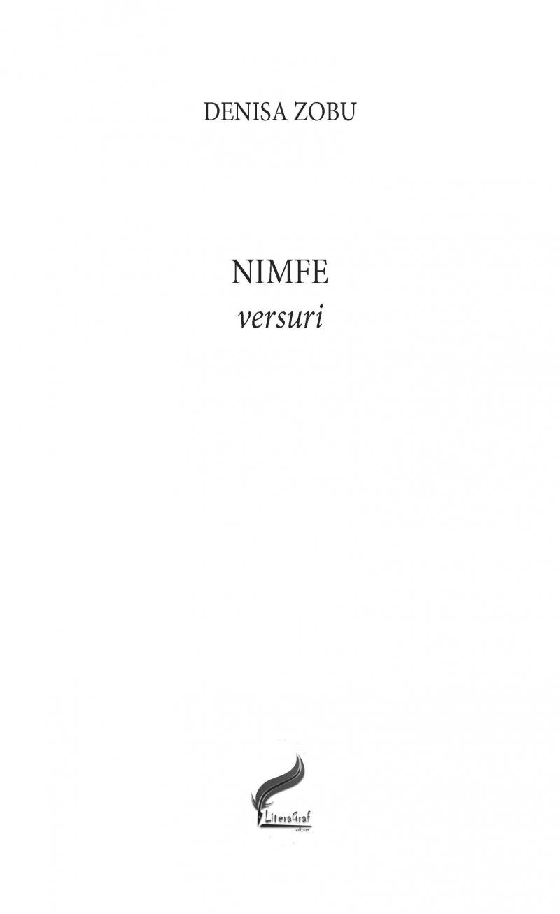 Nimfe : versuri