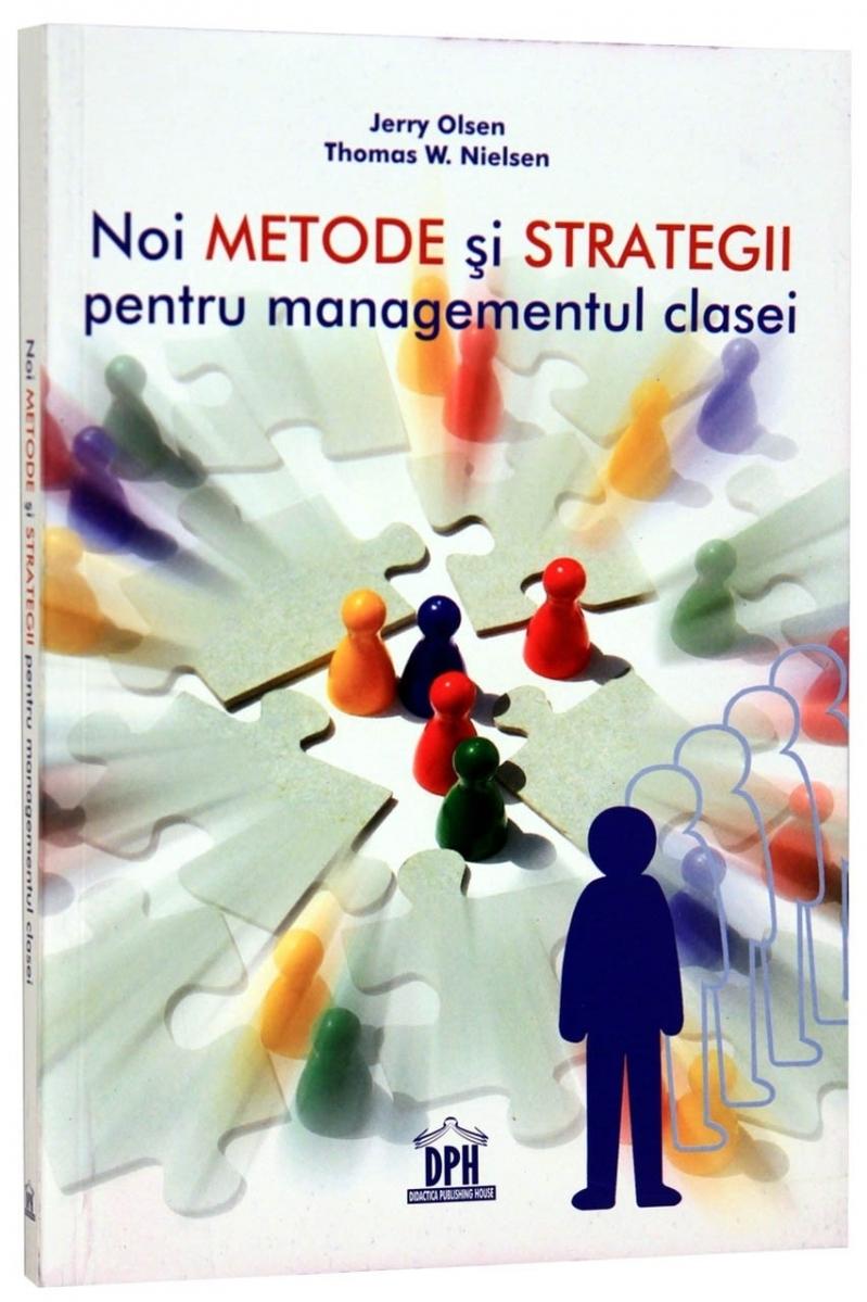 Noi metode și strategii pentru managementul clasei