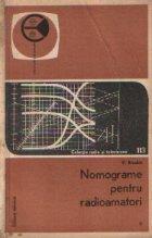 Nomograme pentru radioamatori, Volumul al II-lea