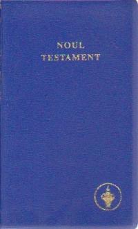 Noul Testament (Editie Gideons, format mic)