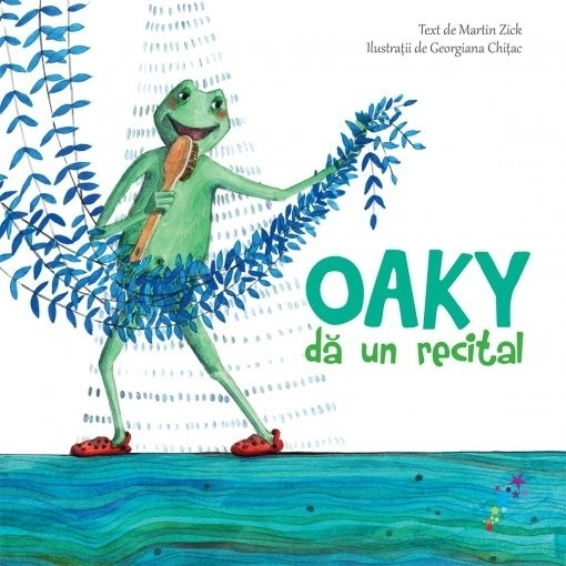 Oaky dă un recital