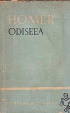 Odiseea, Volumul I
