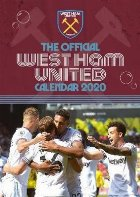 Official West Ham United FC Calendar 2020