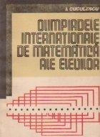 Olimpiadele internationale matematica ale elevilor