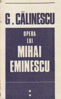 Opera lui Mihai Eminescu, Volumul al II-lea
