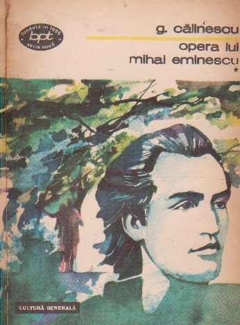 Opera lui Mihai Eminescu, Volumul I