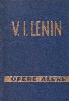 Opere Alese, 3 - V. I. Lenin