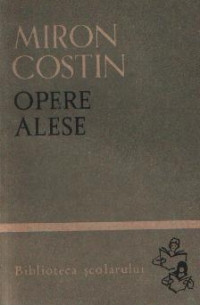 Opere Alese - Miron Costin