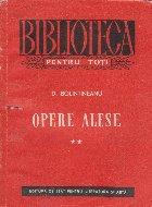 Opere alese, II - Proza (Bolintineanu)