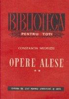 Opere alese, II - Versuri (Constantin Negruzzi)