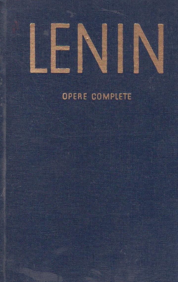 Opere complete, 4 - 1898-aprilie 1901