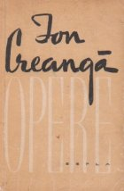 Opere Ion Creanga