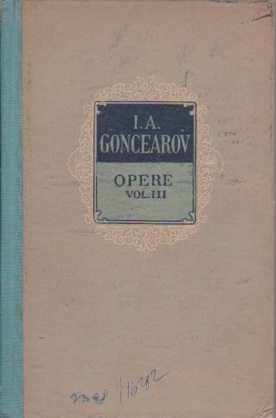 Opere, Volumul al III-lea - Fregata Pallada,II