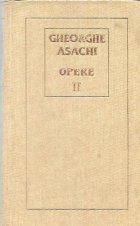 Opere, Volumul al II-lea - Scrieri in proza si dramatice