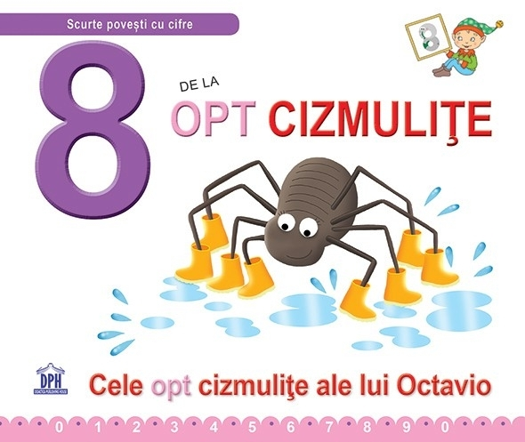 8 de la Opt cizmulite - Necartonata