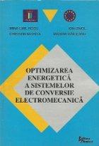Optimizarea energetica a sistemelor de conversie electromecanica