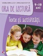Ora lectură Texte și activități