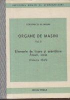 Organe masini Vol Elemente fixare