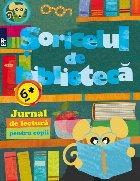 Șoricelul de bibliotecă. Jurnal de lectură pentru copii