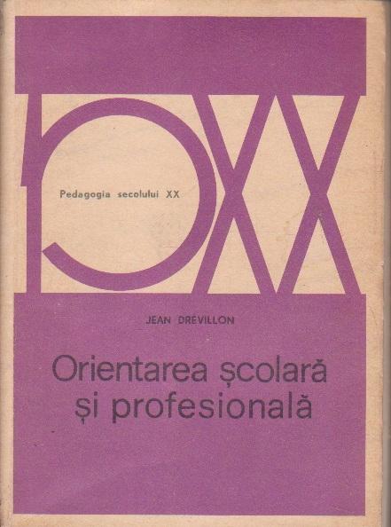 Orientarea Scolara si Profesionala