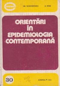 Orientari in epidemiologia contemporana