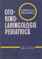 Oto-Rino-Laringologie pediatrica