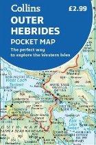 Outer Hebrides Pocket Map