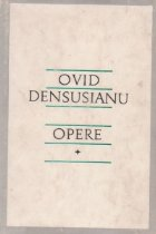 Ovid Densusianu - Opere, I - Scrieri lingvistice