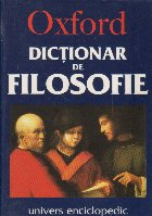 Oxford Dictionar Filosofie (Simon Blackburn)