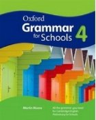 Oxford Grammar for Schools 4 Students Book with DVD-ROM