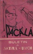 Pacala - Buletin de satira si umor