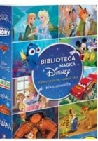 Pachet Biblioteca Magica Disney (8 carti de colectie)