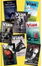 Pachet Boris Vian (8 carti)