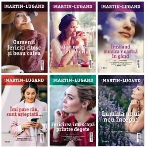 Pachet 6 carti Agnes Martin-Lugand