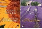 Pachet 2 carti Peter Mayle : Din nou in Provence / Un an in Provence